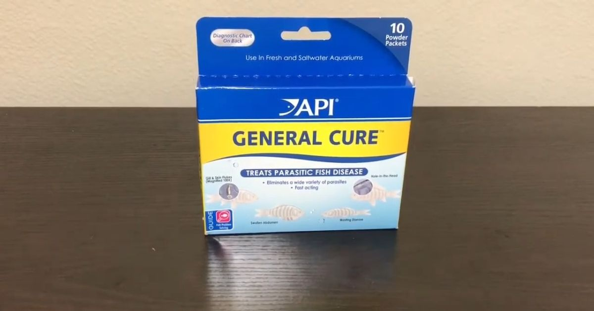 Will API General Cure Kill Beneficial Bacteria in My Tank?